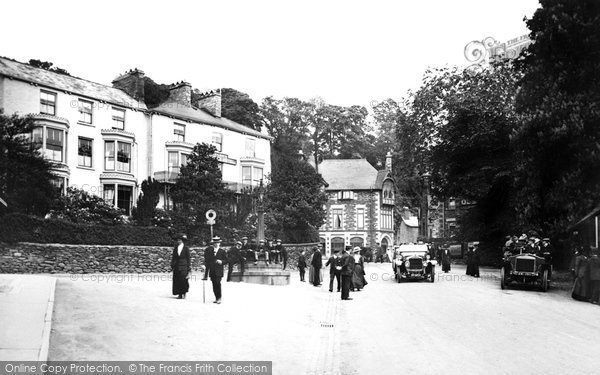 Photo of Ambleside, The Village 1912