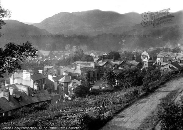 Photo of Ambleside, The Village 1926