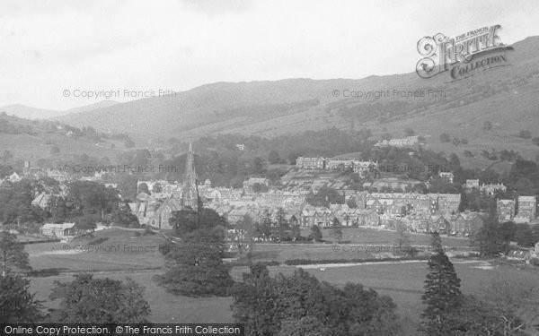 Photo of Ambleside, Town 1912