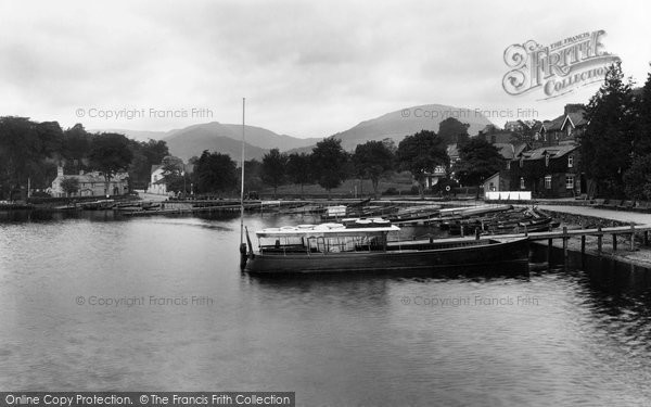 Photo of Ambleside, Waterhead 1926, ref. 79176