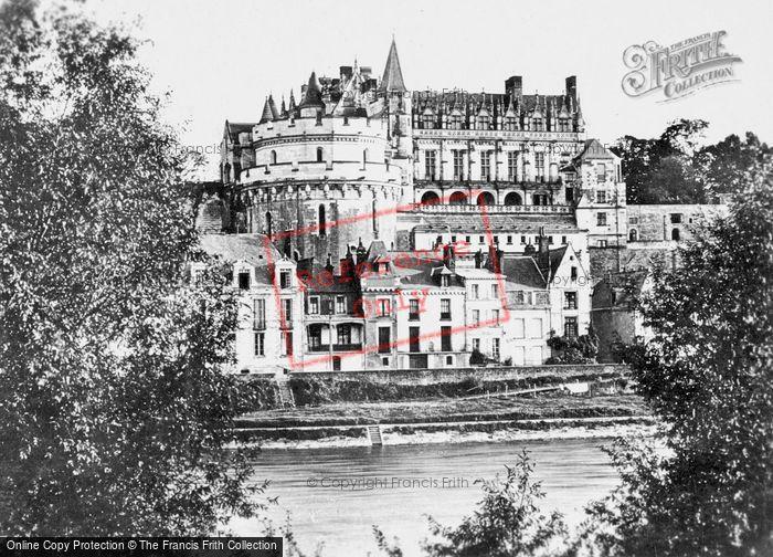 Photo of Amboise, Chateau D'Amboise c.1935