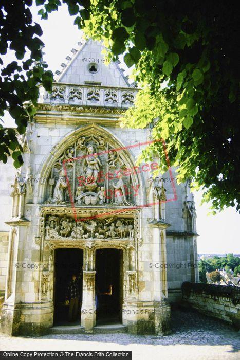 Photo of Amboise, Chateau D'Amboise, Chapel Of St Hubert c.1984