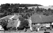 Amersham, Garden Of Remembrance And Ye Olde Malt Tea House c.1958