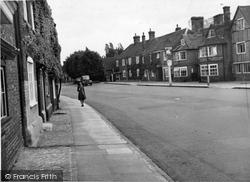 Amersham, High Street c.1950