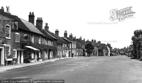 Amersham, High Street c.1955