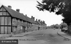 High Street c.1955, Amersham