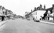 Amersham, Kings Arms Hotel And Buckingham Gate c.1960