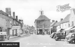 Amersham, Market Square c.1950