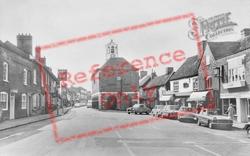 Amersham, Market Square c.1965