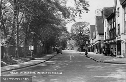 Amersham On The Hill, Chesham Road c.1950