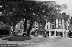 Amersham On The Hill, Chesham Road c.1955