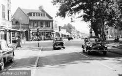 Amersham On The Hill, Oakfield Corner c.1960