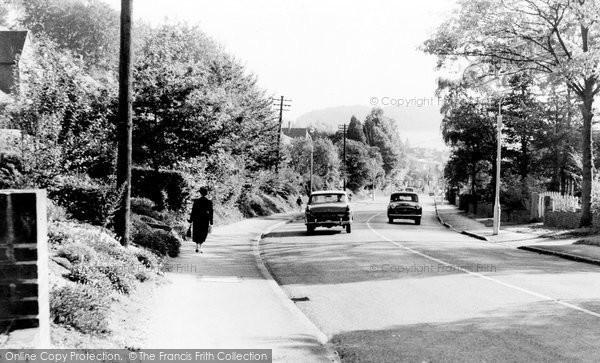 Amersham On The Hill, Station Road c.1960