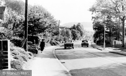Amersham On The Hill, Station Road c.1960