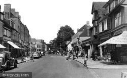 Amersham On The Hill, Sycamore Road c.1950