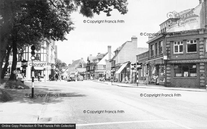 Photo of Amersham On The Hill, Sycamore Road c.1955