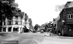 Amersham On The Hill, Sycamore Road c.1955