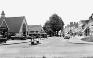 Amersham on the Hill, Sycamore Road c1960