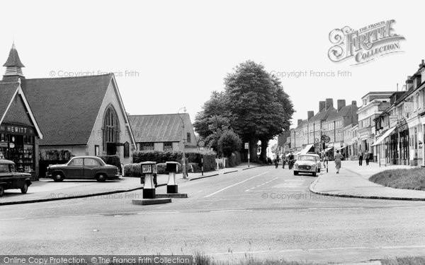 Photo of Amersham on the Hill, Sycamore Road c1960