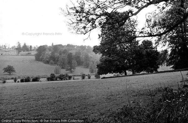 Amersham, Shardeloes c.1950