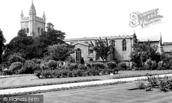 Amersham, St Mary's Church c.1955