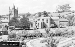 Amersham, St Mary's Church c.1958