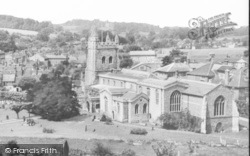 Amersham, St Mary's Church c.1960