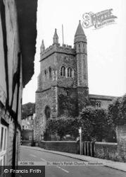 St Mary's Church c.1965, Amersham