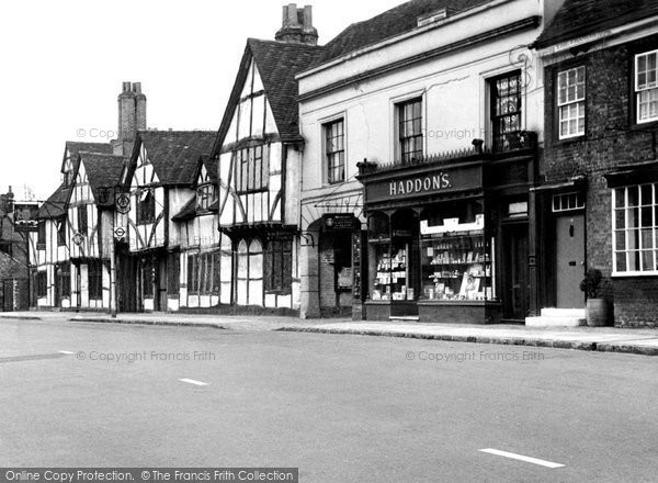 Photo of Amersham, The King's Arms c.1955