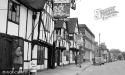 Amersham, The King's Arms Hotel c.1960