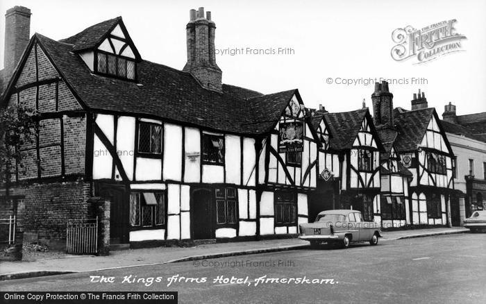 Photo of Amersham, The King's Arms Hotel c.1965