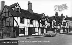 Amersham, The King's Arms Hotel c.1965