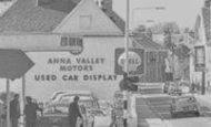 Amesbury, Anna Valley Motors c.1955
