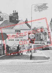 Amesbury, Anna Valley Motors c.1955