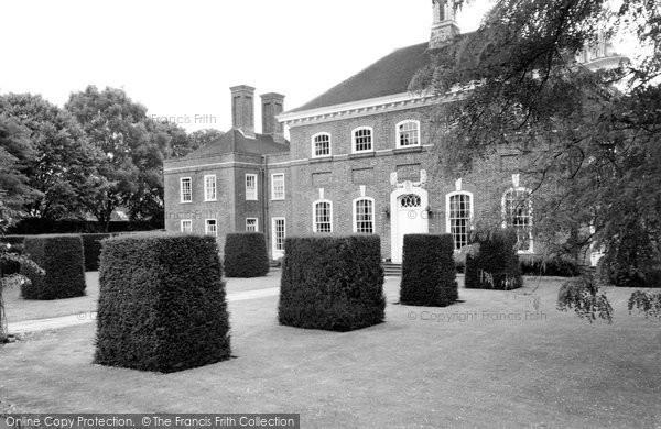 Amesbury, Antrobus House c.1955