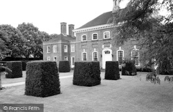 Antrobus House c.1955, Amesbury