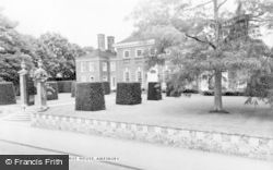 Amesbury, Antrobus House c.1960