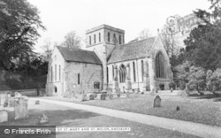 Amesbury, Church Of St Mary And St Melor c.1960