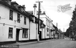 Church Street c.1950, Amesbury