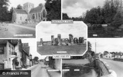 Amesbury, Composite c.1965