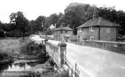 Countess Road c.1955, Amesbury