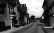 Amesbury, George Hotel c.1965