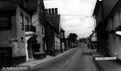 George Hotel c.1965, Amesbury