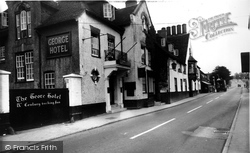 High Street c.1955, Amesbury