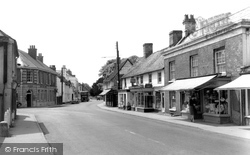 High Street c.1965, Amesbury