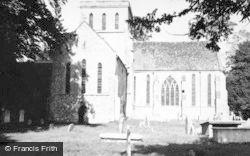 Amesbury, Priory Church c.1950
