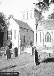 Priory Church c.1950, Amesbury