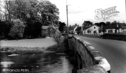 Queensberry Bridge c.1965, Amesbury