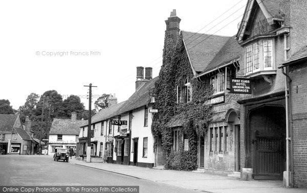 Amesbury, Salisbury Street c.1950