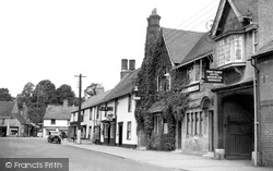 Salisbury Street c.1950, Amesbury
